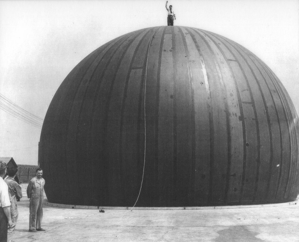 Radome Air Structure