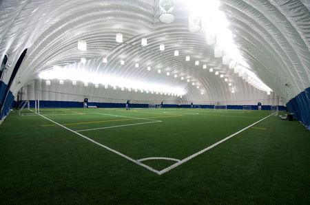 Soccer Dome Projects Air Supported Structures Domes