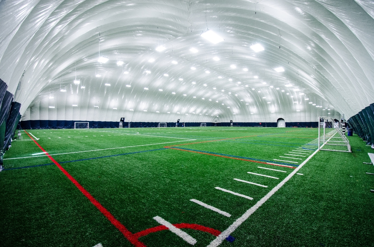 Multi Sport Dome Projects Air Supported Structures Domes