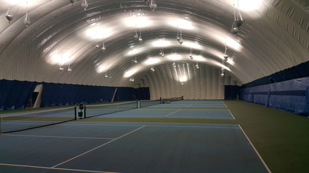 Tennis Dome Projects Air-Supported Structures Domes ...
