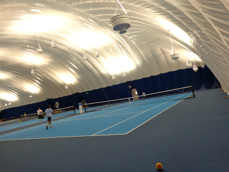 Tennis Dome Facility