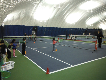 Sports Tennis Dome